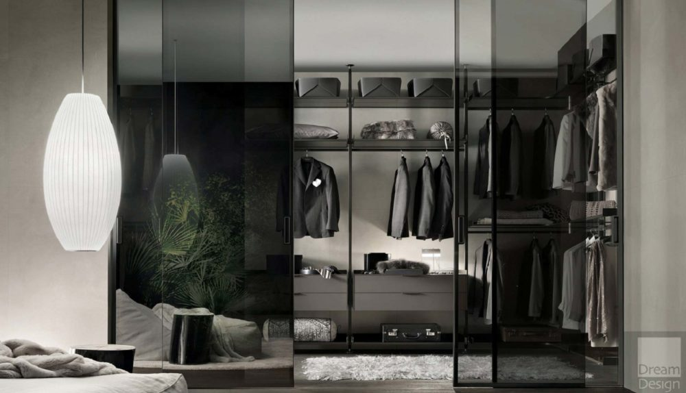 Rimadesio Graphis Light Sliding Doors