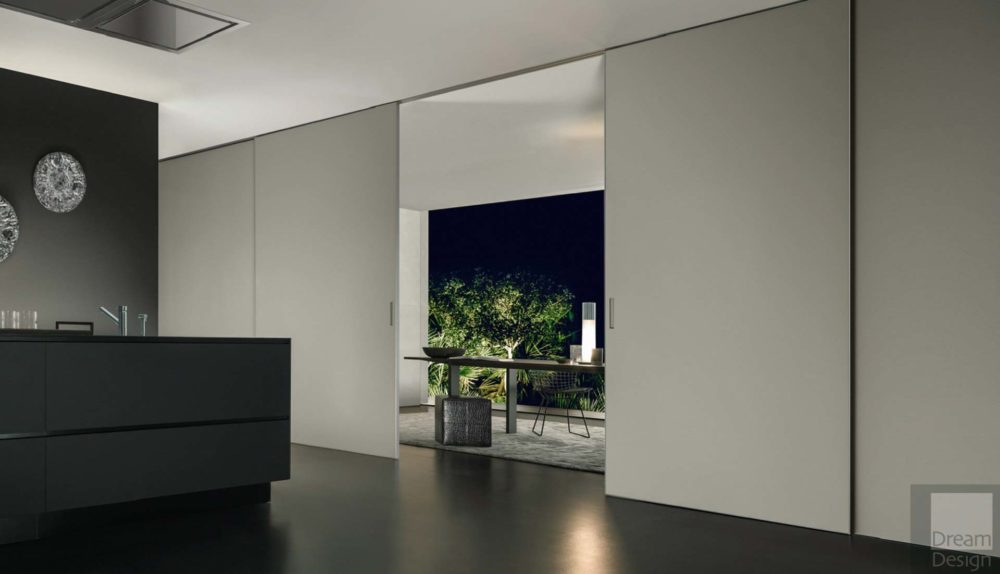 Rimadesio Graphis Plus Sliding Doors