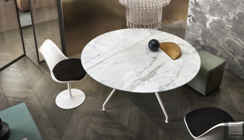 Rimadesio Manta Round Table