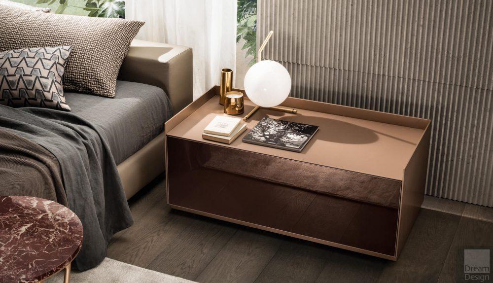 Rimadesio Self Bold Bedside Cabinet
