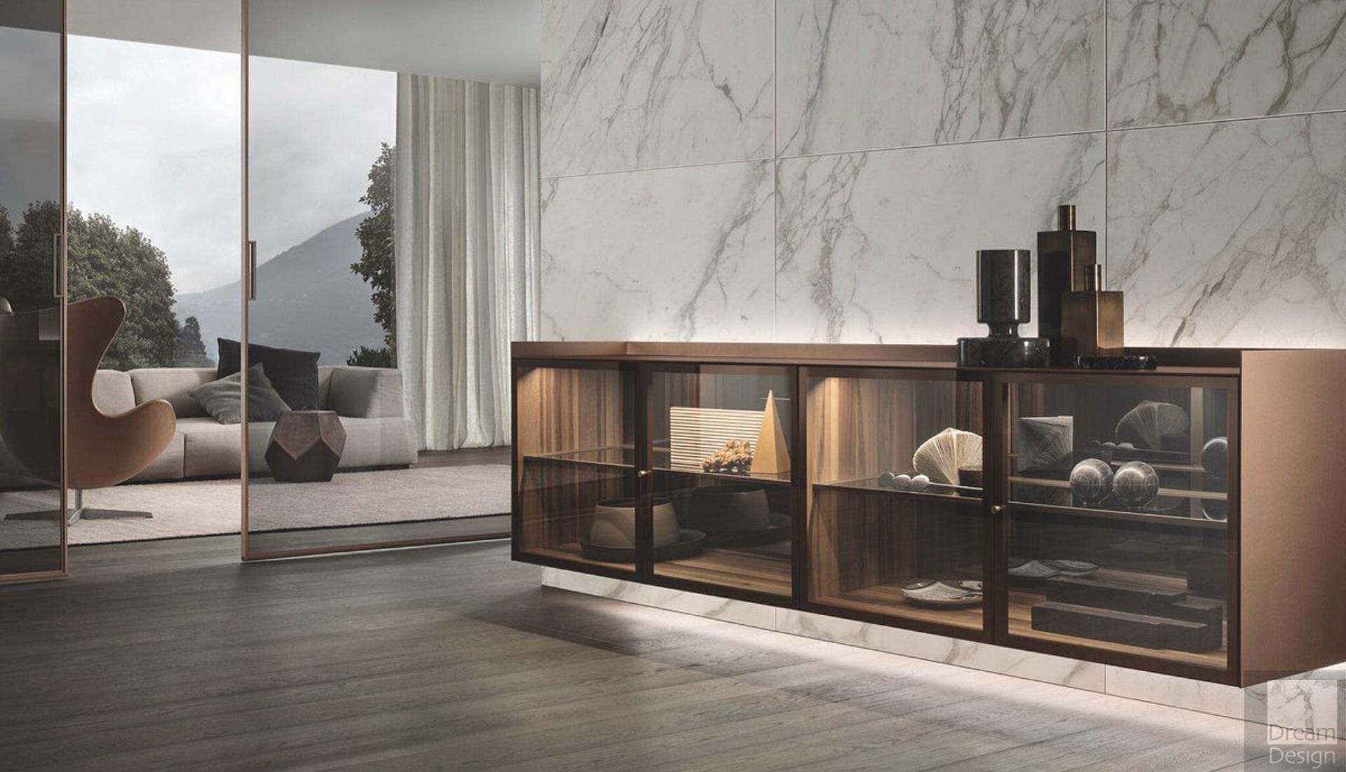 Rimadesio Self Bold Cabinet Dream Design Interiors Ltd