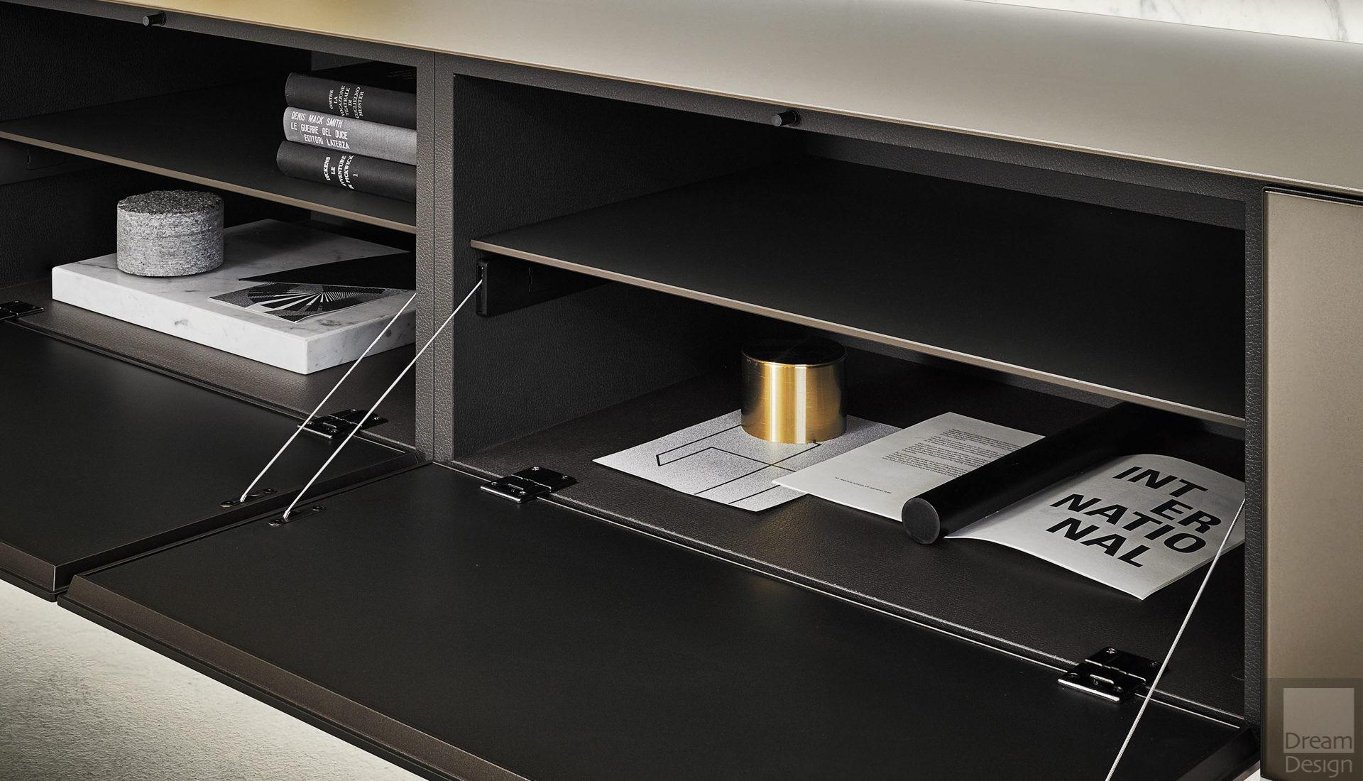 Rimadesio Self Cabinet System