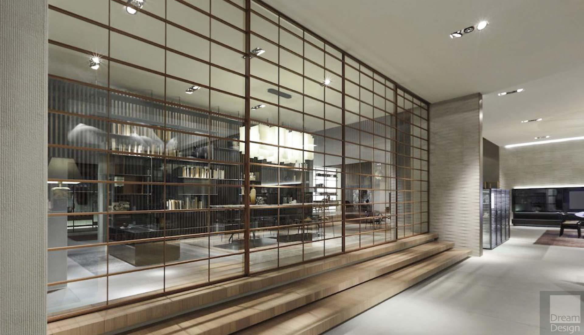 rimadesio soho sliding doors dream design interiors ltd. Black Bedroom Furniture Sets. Home Design Ideas
