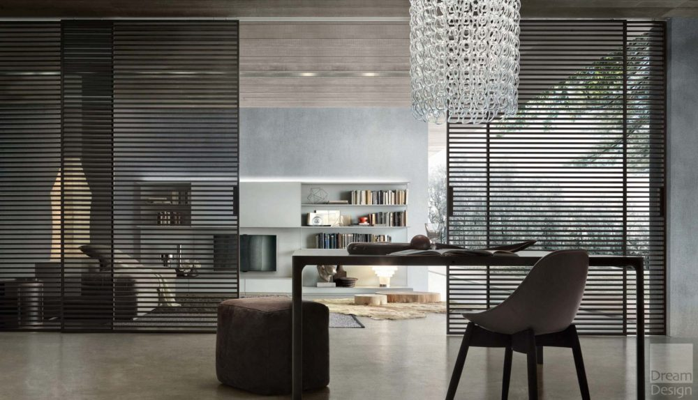 Rimadesio Stripe Sliding Doors