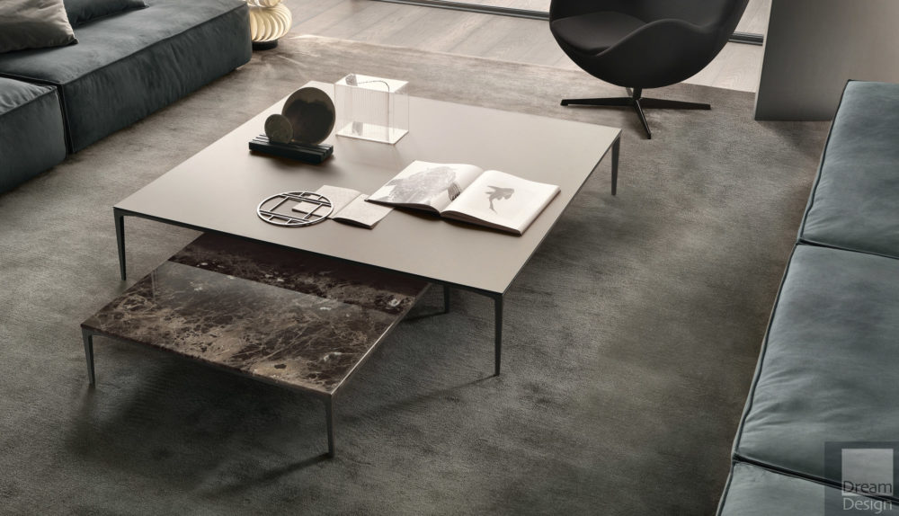 Rimadesio Tray Coffee Table