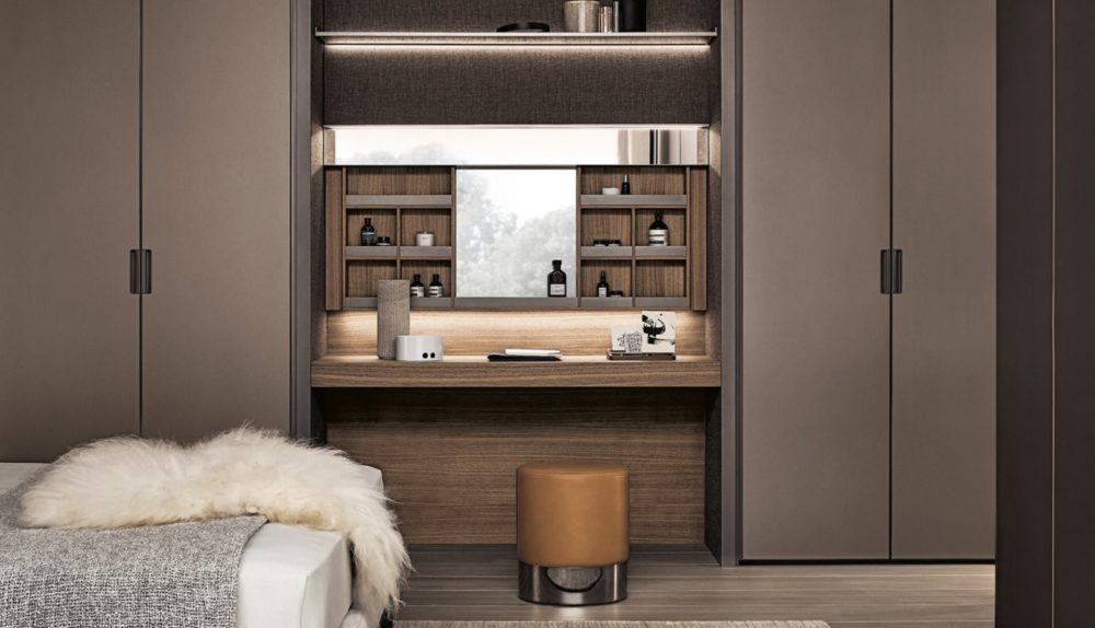 Rimadesio Vanity Dressing Table