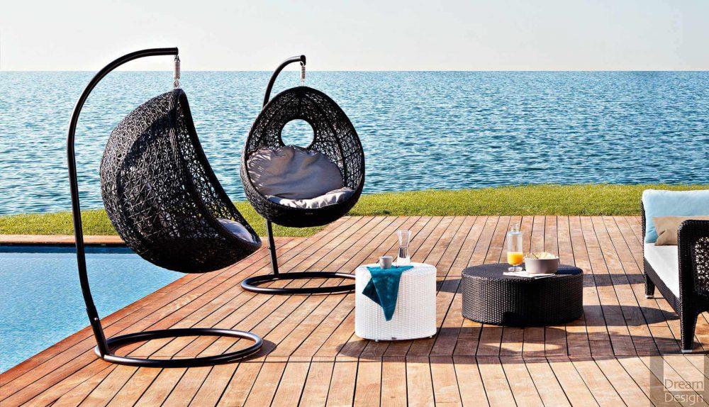 Varaschin Altea Swing Chair