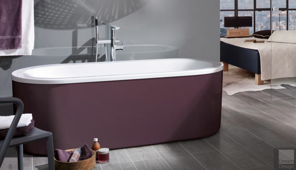 Villeroy & Boch Loop & Friends Bath