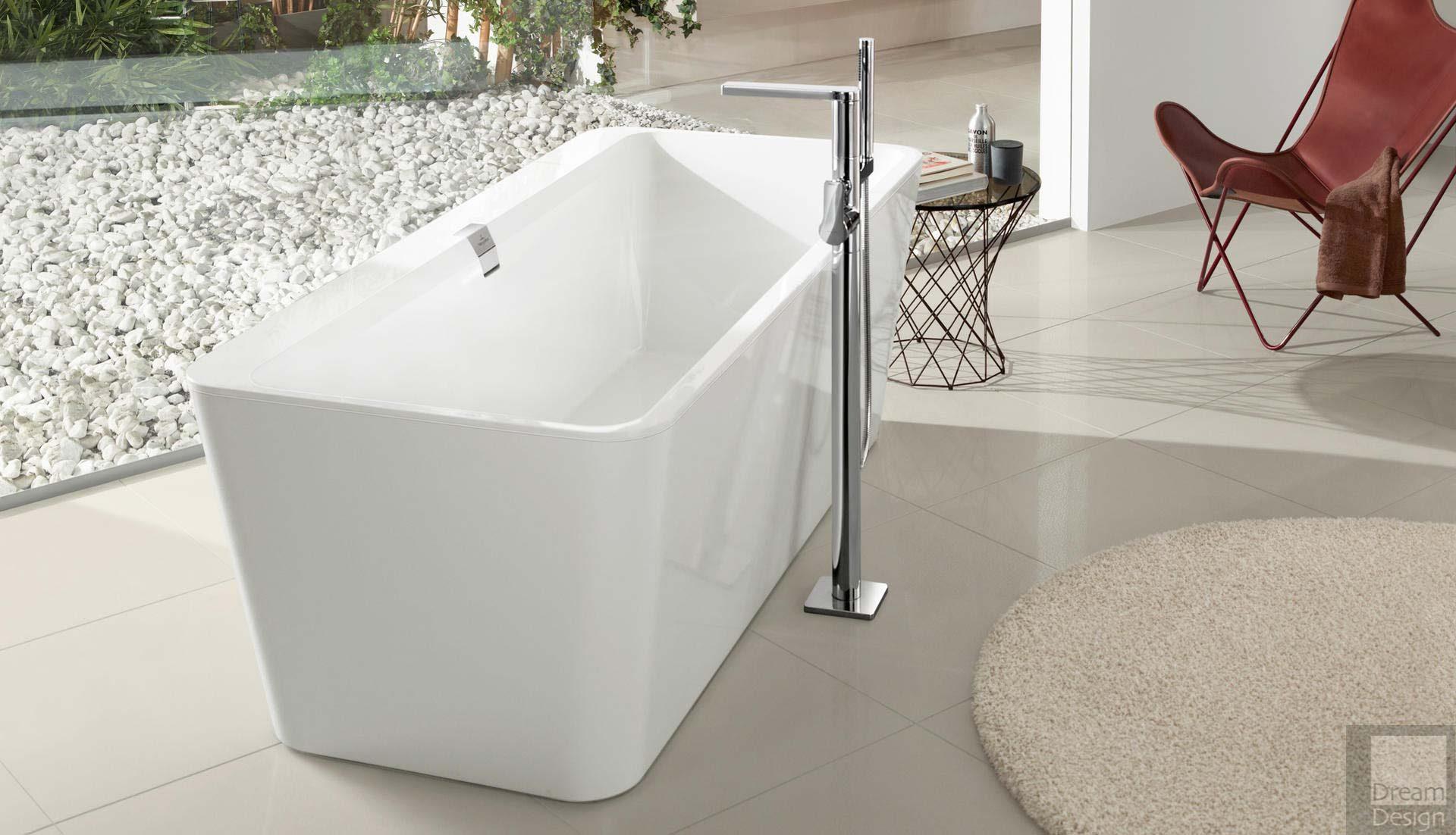 Villeroy & Boch Squaro Bath